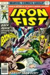 Iron Fist #13 comic books - cover scans photos Iron Fist #13 comic books - covers, picture gallery