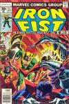 Iron Fist #15 comic books - cover scans photos Iron Fist #15 comic books - covers, picture gallery