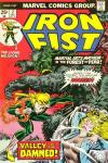 Iron Fist #2 comic books for sale