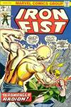 Iron Fist #4 comic books - cover scans photos Iron Fist #4 comic books - covers, picture gallery