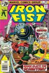Iron Fist #5 comic books - cover scans photos Iron Fist #5 comic books - covers, picture gallery