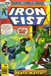 Iron Fist #6 comic books - cover scans photos Iron Fist #6 comic books - covers, picture gallery