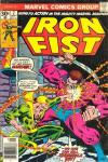 Iron Fist #7 comic books - cover scans photos Iron Fist #7 comic books - covers, picture gallery