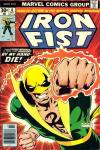 Iron Fist #8 comic books - cover scans photos Iron Fist #8 comic books - covers, picture gallery