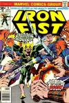 Iron Fist #9 comic books - cover scans photos Iron Fist #9 comic books - covers, picture gallery