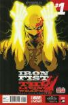 Iron Fist: The Living Weapon Comic Books. Iron Fist: The Living Weapon Comics.
