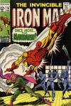 Iron Man #10 Comic Books - Covers, Scans, Photos  in Iron Man Comic Books - Covers, Scans, Gallery