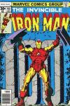 Iron Man #100 comic books - cover scans photos Iron Man #100 comic books - covers, picture gallery