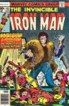 Iron Man #101 comic books - cover scans photos Iron Man #101 comic books - covers, picture gallery