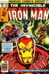 Iron Man #104 comic books - cover scans photos Iron Man #104 comic books - covers, picture gallery