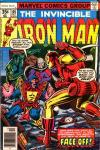 Iron Man #105 comic books - cover scans photos Iron Man #105 comic books - covers, picture gallery