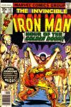 Iron Man #107 comic books - cover scans photos Iron Man #107 comic books - covers, picture gallery