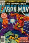 Iron Man #108 comic books - cover scans photos Iron Man #108 comic books - covers, picture gallery