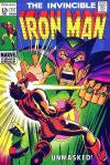 Iron Man #11 comic books - cover scans photos Iron Man #11 comic books - covers, picture gallery