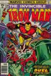Iron Man #110 comic books - cover scans photos Iron Man #110 comic books - covers, picture gallery