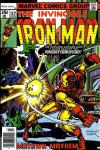 Iron Man #112 comic books - cover scans photos Iron Man #112 comic books - covers, picture gallery