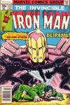 Iron Man #115 comic books - cover scans photos Iron Man #115 comic books - covers, picture gallery