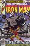 Iron Man #116 comic books - cover scans photos Iron Man #116 comic books - covers, picture gallery