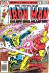 Iron Man #117 comic books - cover scans photos Iron Man #117 comic books - covers, picture gallery