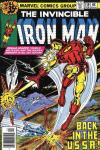 Iron Man #119 comic books - cover scans photos Iron Man #119 comic books - covers, picture gallery
