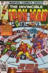Iron Man #123 comic books - cover scans photos Iron Man #123 comic books - covers, picture gallery