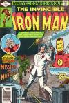 Iron Man #125 comic books - cover scans photos Iron Man #125 comic books - covers, picture gallery