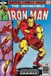 Iron Man #126 comic books - cover scans photos Iron Man #126 comic books - covers, picture gallery