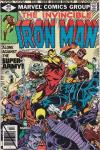 Iron Man #127 comic books - cover scans photos Iron Man #127 comic books - covers, picture gallery