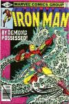 Iron Man #130 comic books - cover scans photos Iron Man #130 comic books - covers, picture gallery
