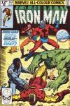 Iron Man #133 comic books - cover scans photos Iron Man #133 comic books - covers, picture gallery