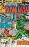 Iron Man #135 comic books - cover scans photos Iron Man #135 comic books - covers, picture gallery