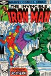 Iron Man #136 comic books - cover scans photos Iron Man #136 comic books - covers, picture gallery