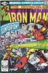 Iron Man #143 comic books - cover scans photos Iron Man #143 comic books - covers, picture gallery