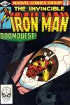 Iron Man #149 comic books - cover scans photos Iron Man #149 comic books - covers, picture gallery