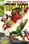 Iron Man #15 comic books - cover scans photos Iron Man #15 comic books - covers, picture gallery