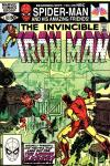 Iron Man #153 comic books - cover scans photos Iron Man #153 comic books - covers, picture gallery