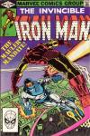 Iron Man #156 comic books - cover scans photos Iron Man #156 comic books - covers, picture gallery