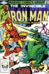 Iron Man #159 comic books - cover scans photos Iron Man #159 comic books - covers, picture gallery