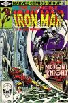 Iron Man #161 comic books - cover scans photos Iron Man #161 comic books - covers, picture gallery