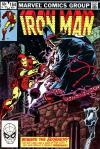 Iron Man #164 comic books - cover scans photos Iron Man #164 comic books - covers, picture gallery