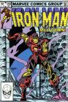 Iron Man #165 comic books - cover scans photos Iron Man #165 comic books - covers, picture gallery