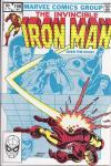 Iron Man #166 comic books - cover scans photos Iron Man #166 comic books - covers, picture gallery