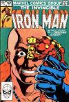 Iron Man #167 comic books - cover scans photos Iron Man #167 comic books - covers, picture gallery