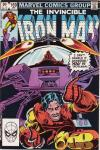 Iron Man #169 comic books - cover scans photos Iron Man #169 comic books - covers, picture gallery