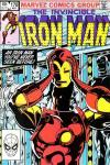 Iron Man #170 comic books - cover scans photos Iron Man #170 comic books - covers, picture gallery