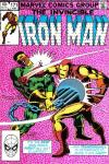 Iron Man #171 comic books - cover scans photos Iron Man #171 comic books - covers, picture gallery