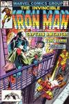 Iron Man #172 comic books - cover scans photos Iron Man #172 comic books - covers, picture gallery