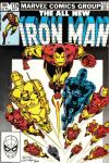 Iron Man #174 comic books - cover scans photos Iron Man #174 comic books - covers, picture gallery