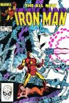 Iron Man #176 comic books - cover scans photos Iron Man #176 comic books - covers, picture gallery