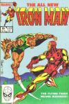 Iron Man #177 comic books - cover scans photos Iron Man #177 comic books - covers, picture gallery